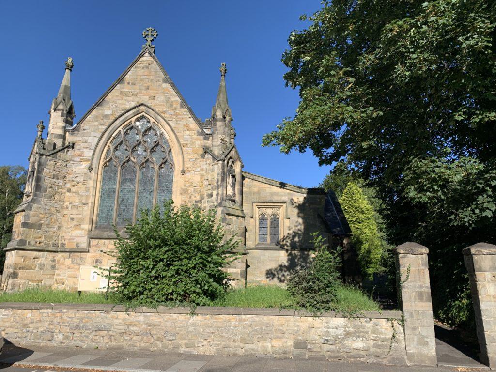 St Oswald's Church, Durham
