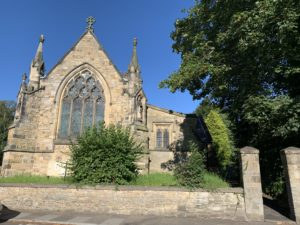 St Oswald's Church, Durham